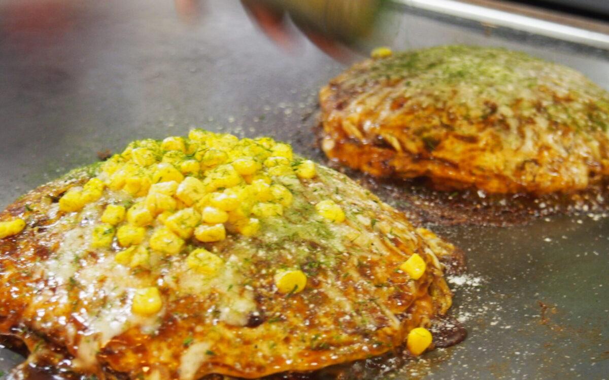食べんさい 広島流お好み焼き