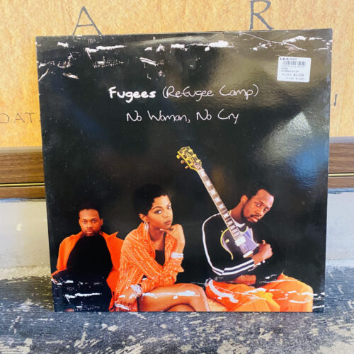 recommend music/Fugees「No Woman, No Cry」